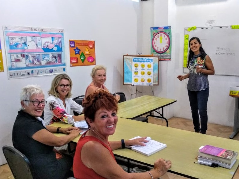 This 2019 learn to speak Spanish in Nuevo Vallarta